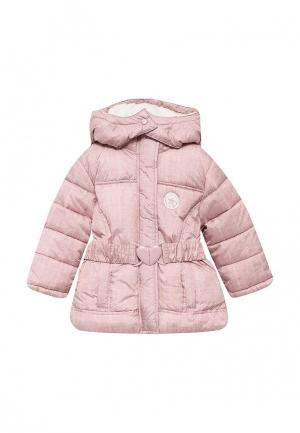Куртка утепленная Losan. Цвет: розовый