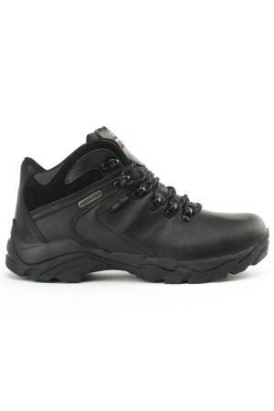 Ботинки Earth Gear. Цвет: черный
