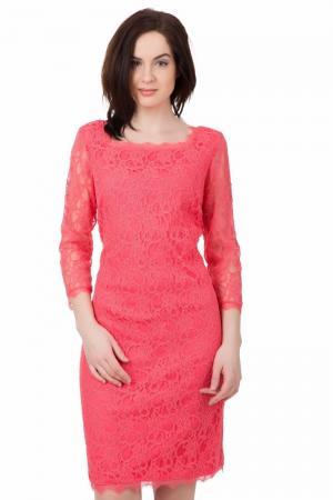 Платье Joseph Ribkoff. Цвет: розовый