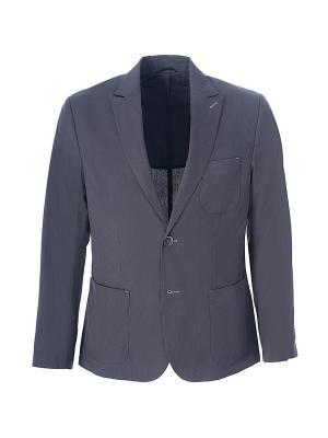 Пиджак STENSER. Цвет: серый
