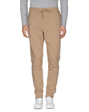 Повседневные брюки C.Y.H. CLAP YOUR HAND. Цвет: верблюжий