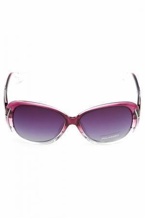 Очки солнцезащитные Arizona. Цвет: фиолетовый