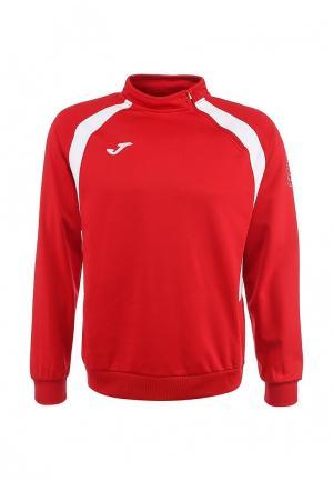 Олимпийка Joma. Цвет: красный