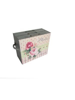 Органайзер для хранения Anticline. Цвет: розовый