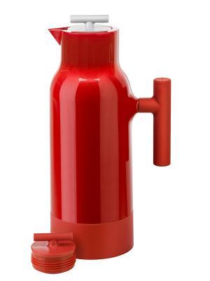 Термос для кофе, красный Sagaform. Цвет: красный