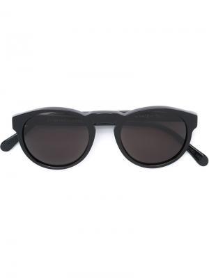 Солнцезащитные очки Paloma Retrosuperfuture. Цвет: чёрный