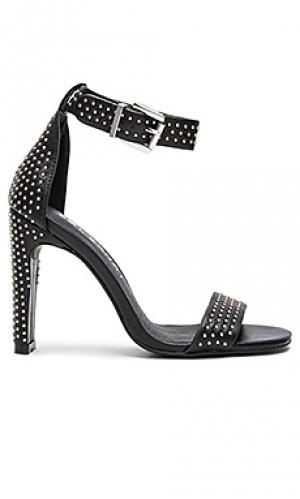 Обувь на каблуке page Sol Sana. Цвет: черный
