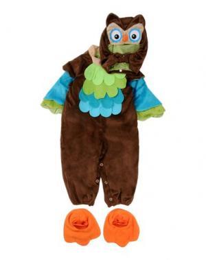 Карнавальные костюмы и маски InCHARACTER. Цвет: коричневый