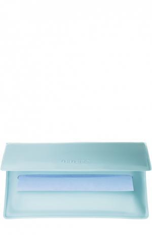 Матирующие салфетки Pureness Shiseido. Цвет: бесцветный