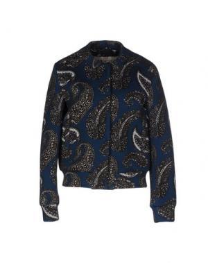 Куртка SHIRTAPORTER. Цвет: синий