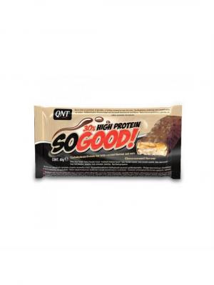 Батончики SoGood Bar (шоколад-карамель), 15шт QNT. Цвет: черный, коричневый, красный