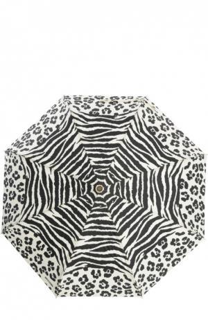Зонт Moschino. Цвет: кремовый