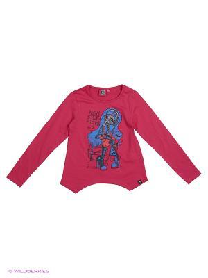 Лонгсливы Monster High. Цвет: серый