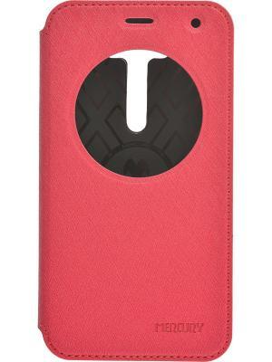 Asus Zenfone Laser 2 ZE500KL/ZE500KG skinBOX. Цвет: красный