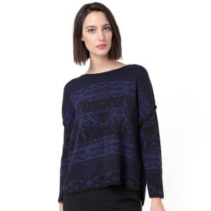 Пуловер COLOR BLOCK. Цвет: черный/ белый