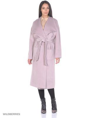 Пальто A-A Awesome Apparel by Ksenia Avakyan. Цвет: розовый