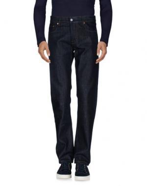 Джинсовые брюки FILIPPA K. Цвет: синий