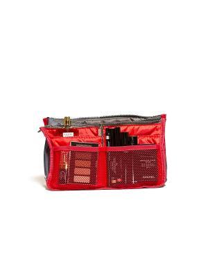 Органайзер для сумки, красный Homsu. Цвет: красный