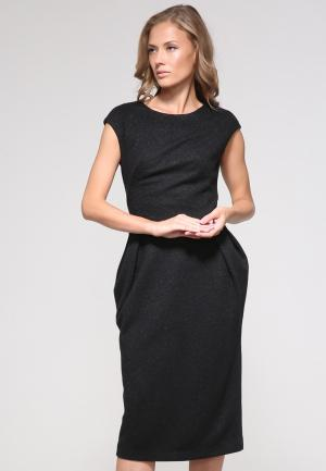 Платье YuliaSway Yulia'Sway. Цвет: черный