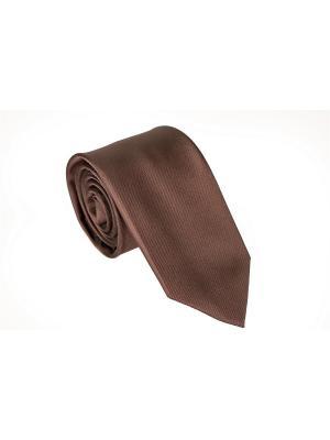 Галстук Patrikman. Цвет: серо-коричневый