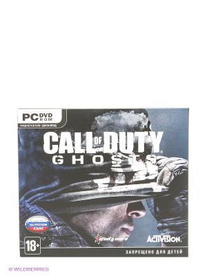 Call of Duty. Ghosts PC-DVD (Jewel) НД плэй. Цвет: темно-серый, хаки
