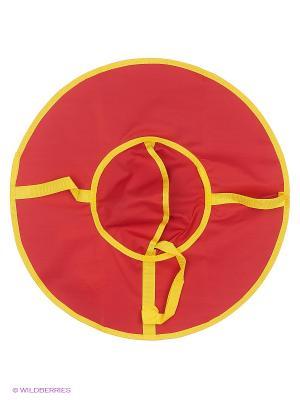 Сноутьюб ИГЛУ 60 тент-оксфорд (с камерой). Цвет: красный, желтый, синий