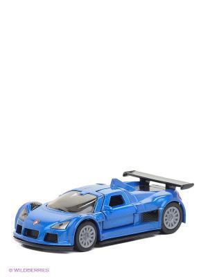 Машина Гумперт Аполло SIKU. Цвет: синий