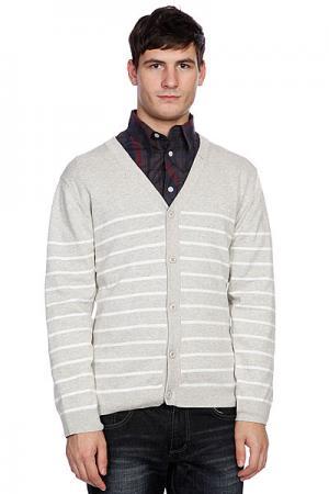 Кардиган  Remix Cardigan Sweater Heather Gray Circa. Цвет: серый