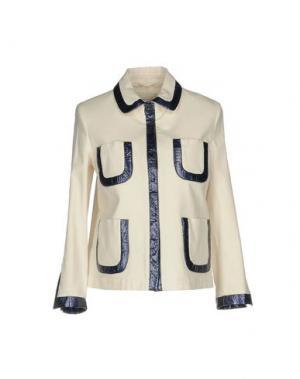 Пиджак L' AUTRE CHOSE. Цвет: слоновая кость