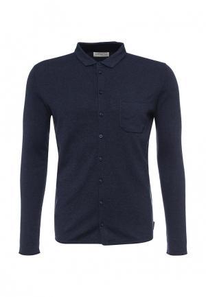 Рубашка Harris Wilson. Цвет: синий