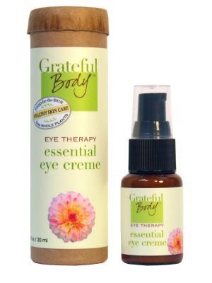 Крем для глаз: Жизненная сила, 20 мл Grateful Body. Цвет: кремовый