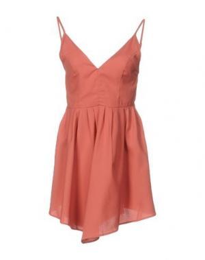 Топ без рукавов ANNA F.. Цвет: пастельно-розовый