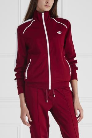 Куртка Gucci. Цвет: красный