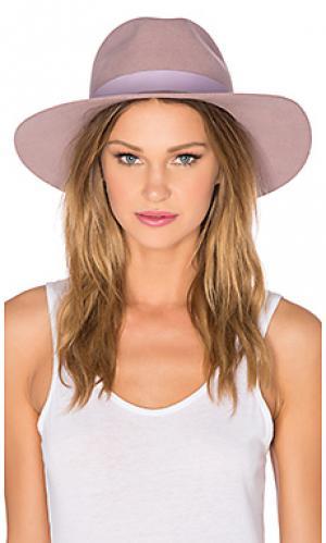 Шляпа dunaway KIN/K. Цвет: сиреневый