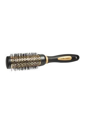 Термобрашинг для волос Ellis Cosmetic. Цвет: золотистый