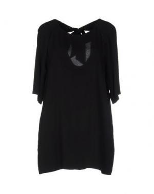 Блузка ...À_LA_FOIS.... Цвет: черный