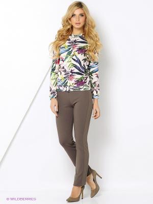 Кардиган Taya jeans. Цвет: бежевый, зеленый, фиолетовый