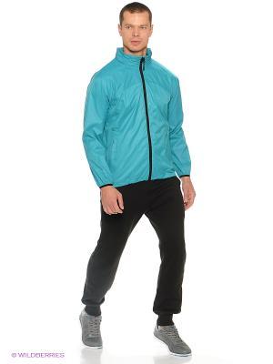 Куртка Classic Mac in a sac. Цвет: морская волна