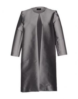 Легкое пальто MALAICA. Цвет: серый