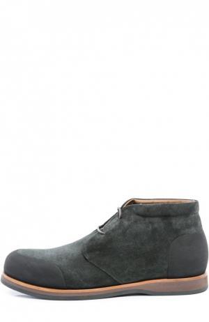 Ботинки Zonkey Boot. Цвет: темно-зеленый