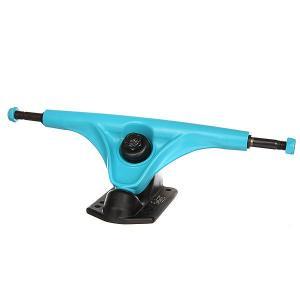 Подвески для скейтборда лонгборда 2шт.  Mission Black/Blue 7 (24.8 см) Eastcoast. Цвет: голубой,черный