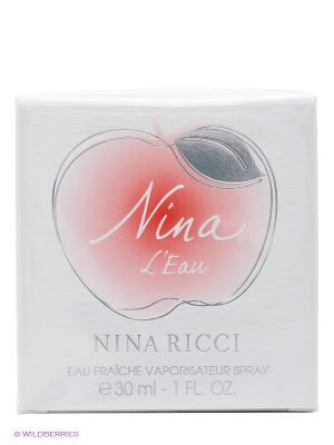 Nina Ricci Leau Туалетная вода, 30 мл. Цвет: прозрачный