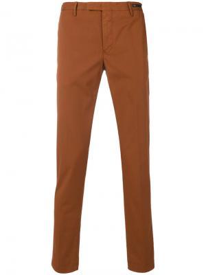 Брюки Lux Pt01. Цвет: жёлтый и оранжевый