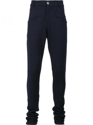 Спортивные брюки Du Nord Oyster Holdings. Цвет: синий
