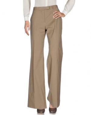 Повседневные брюки BOULE DE NEIGE. Цвет: верблюжий