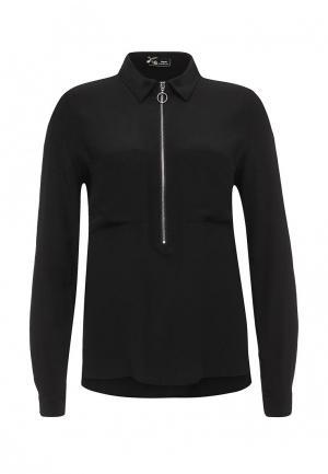 Блуза Sinequanone. Цвет: черный