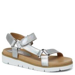 JOY SANDAL BRD серебряный NO NAME