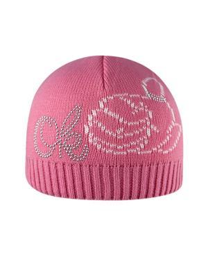 Шапка Achti. Цвет: розовый