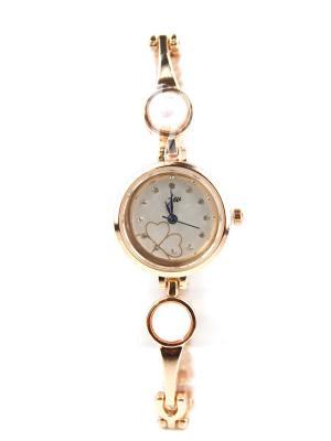 Часы наручные 1Azaliya. Цвет: золотистый, белый