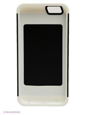 Чехол для iPhone 6 Candy Kawaii Factory. Цвет: черный, белый